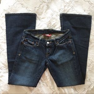 LUCKY BRAND Lil Maggie Short Bootcut
